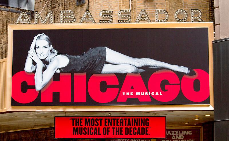 ミュージカル シカゴ