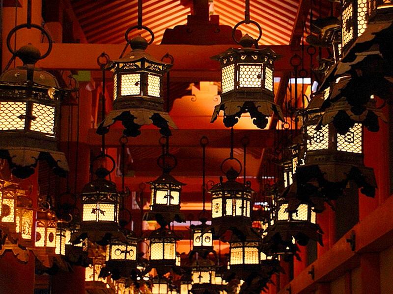 春日大社 燈籠