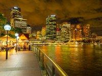シドニー町並み・ハーバー