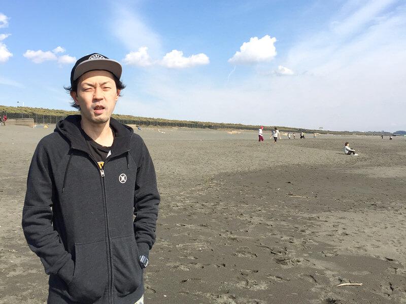 湘南|辻堂海岸
