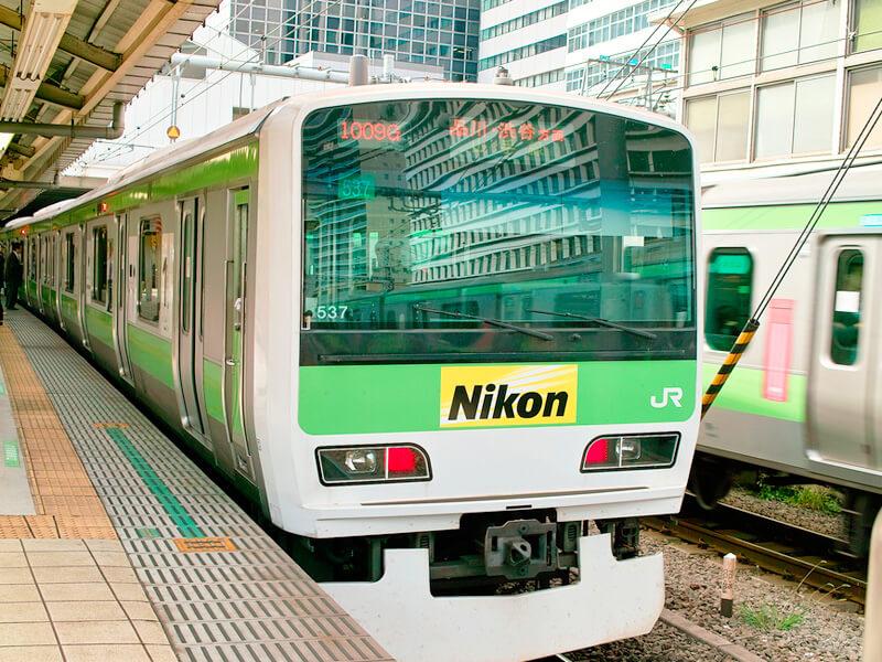 電車_山手線