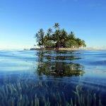 リアルスノードーム!? 虹が島を180℃囲むジープ島!