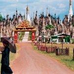 無数の仏塔がひしめく神秘的なスポット。ミャンマー「カックー遺跡」へ行ってみない?