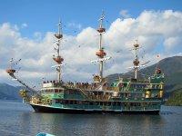 芦ノ湖 遊覧船