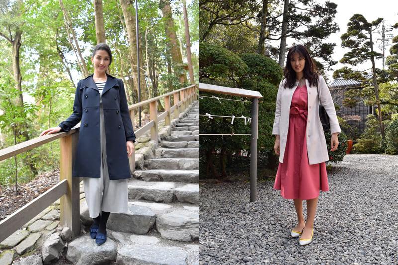 左から橋本マナミと葉加瀬マイ ©TBS