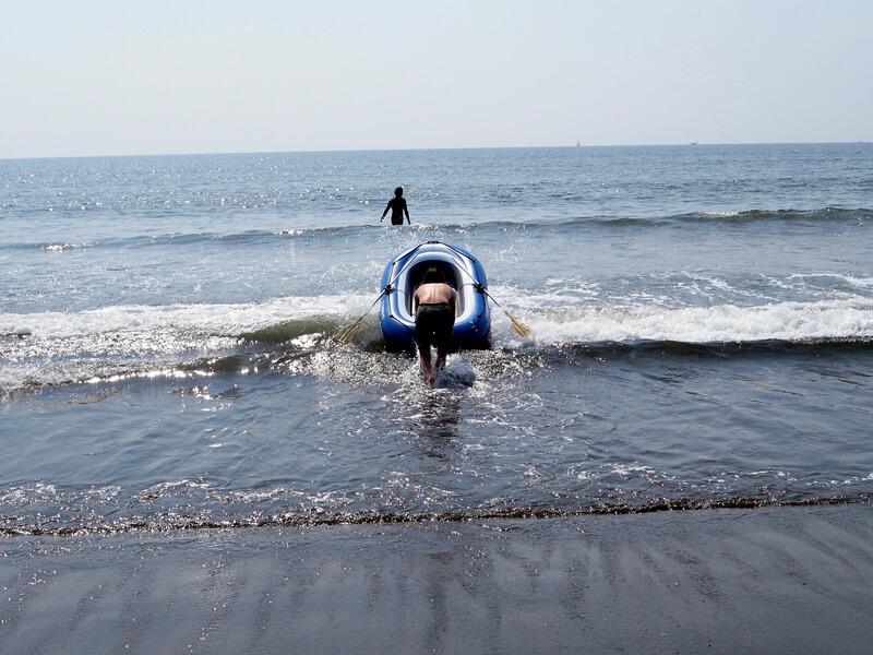 水温調査|湘南
