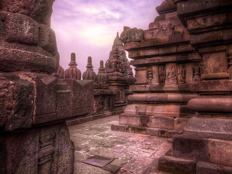 ヒンドゥー・ジャワ建築様式の詳細