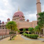 ピンク色が可愛い♪一度は見てみたいマレーシアにあるキュートな「ピンクモスク」★