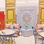 モロッコ旅行ではホテルじゃなくて、邸宅風ホテル「リヤド」に泊まろう♪