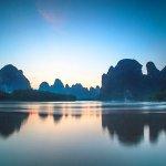 中国みがありあまる!漓江下りが幻想的でおすすめだよ