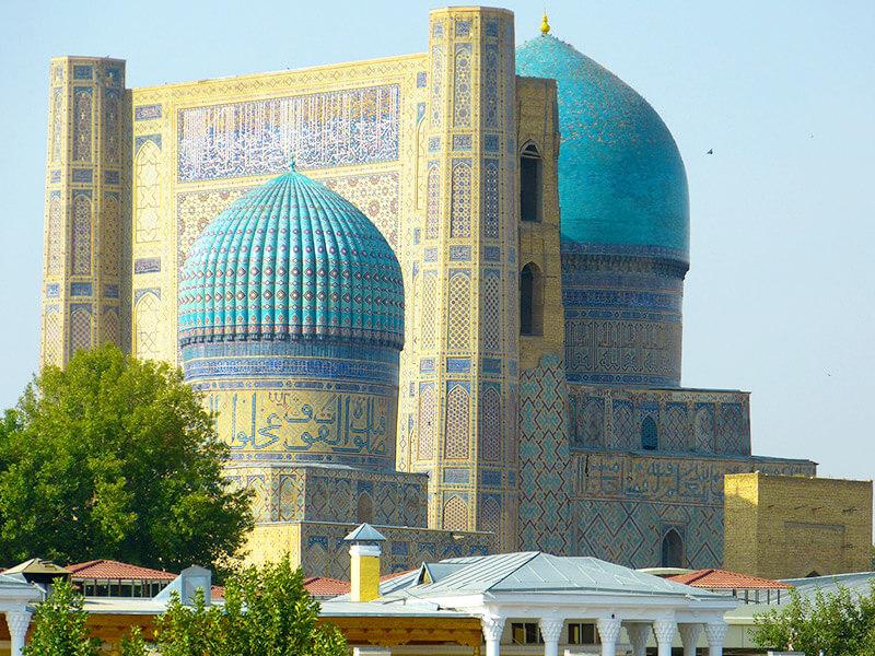 サマルカンド・モスク