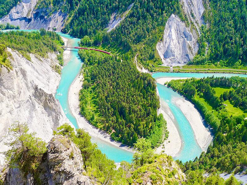 ライン峡谷