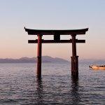パワースポットならココへ行け!近江の厳島とも言われる白鬚神社が今、アツイ!
