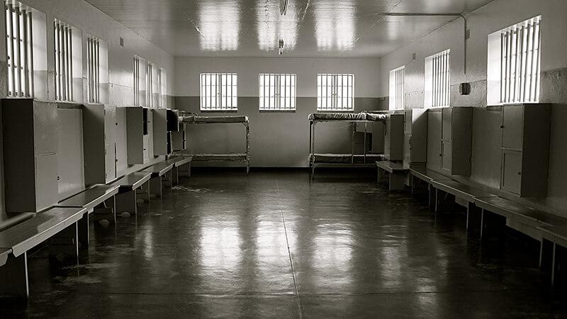 ロベン島、マンデラ大統領の監獄