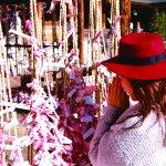 明治神宮でお花見しながら「幸せのハート」探しはいかが?