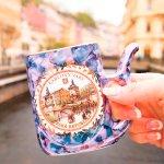 飲む温泉!? チェコの温泉街カルロヴィ・ヴァリではマイカップを忘れずに