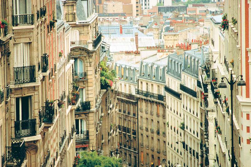 芸術家が愛した街フランス・パリのモンマルトルの丘を散策♪