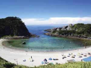 伊豆諸島ビーチ