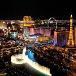 ラスベガス旅行におすすめ!世界最大の観覧車「ハイローラー」に乗って夜景をひとり占め!