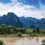 アジア旅行好きなら訪問マスト!ラオス屈指の秘境「バンビエン」へ遊びに行こう♪