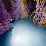 大人もワクワク!ドラゴンブルーの地底湖が広がる龍泉洞を歩いてみよう♪
