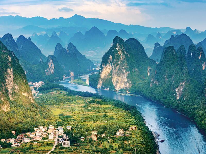 桂林の絶景