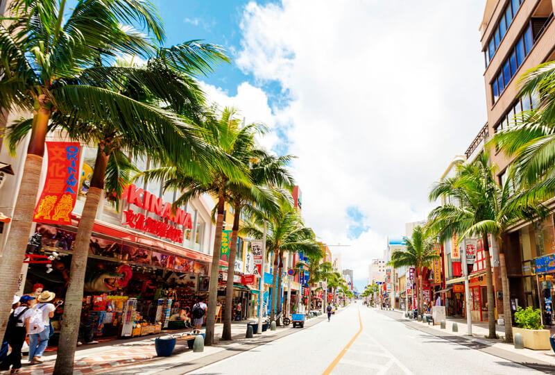 沖縄|国際通り