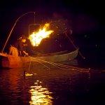 夜に揺らめく灯火、屋形船に乗って夏の風物詩「鵜飼」を見てみたい!