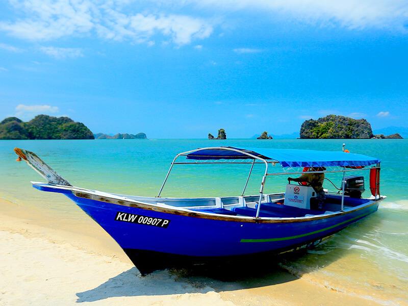 マレーシア ランカウィ島