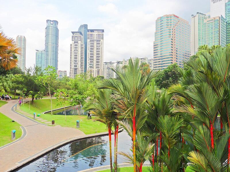 マレーシア クアラルンプール写真