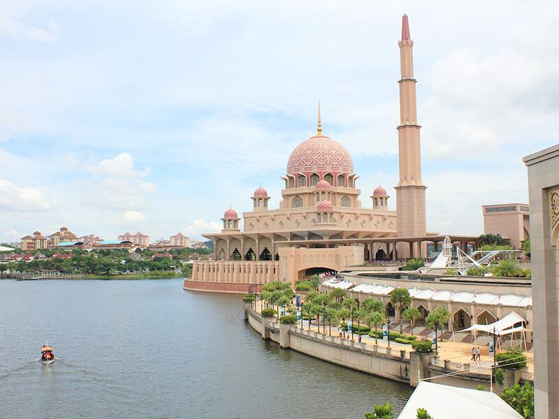 マレーシア イスラム教モスク