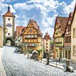 メルヘンすぎて困っちゃう♪女子なら一度は行ってみたいドイツの「ローテンブルク」が、まるで絵本の世界☆