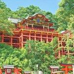 日本三大稲荷神社の1つ、佐賀の「祐徳稲荷神社」は豪華絢爛!