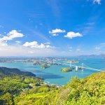 旅好きが選ぶ!日本の展望スポット ランキング2位!亀老山展望公園ってどんなところ?!