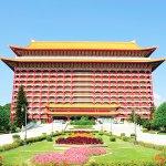 一生に一度は泊まってみたい…台北の超豪華な宮殿風ホテル「圓山大飯店」!