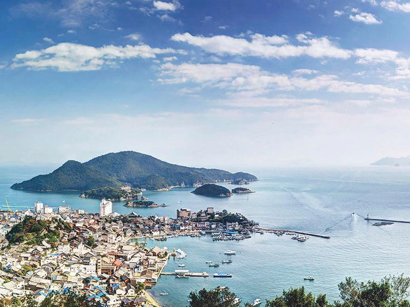 鞆の浦・仙酔島
