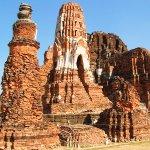 バンコクから日帰りで行ける!世界遺産アユタヤ遺跡を巡る。