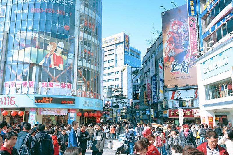 台湾に初めて行くなら流行の発信地「西門町」がおすすめ!ショッピングやカフェを楽しもう♪