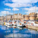 フランスの高級リゾート「サン・マロ」でバカンス旅♪城壁に囲まれた美しい港町は魅力がたくさん!