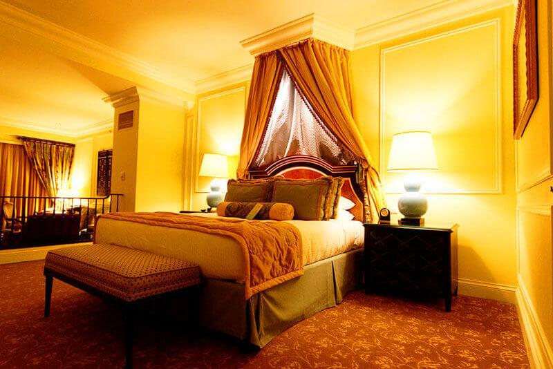 ヴェネチアンマカオ 客室