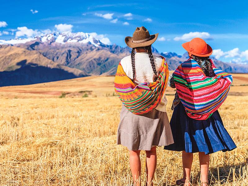 ペルー民族衣装