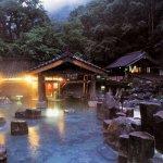 この夏は、天下一の大露天風呂を楽しむ!群馬県宝川温泉「汪泉閣」