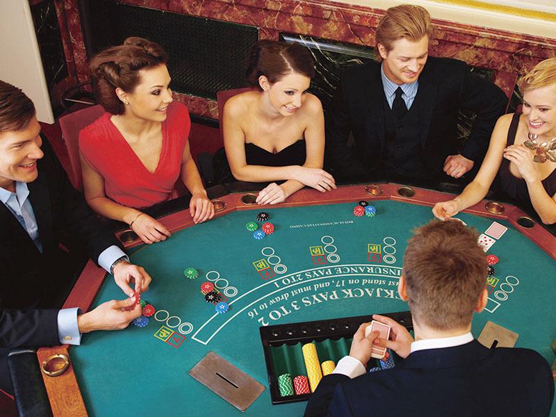 カジノでのドレスコード