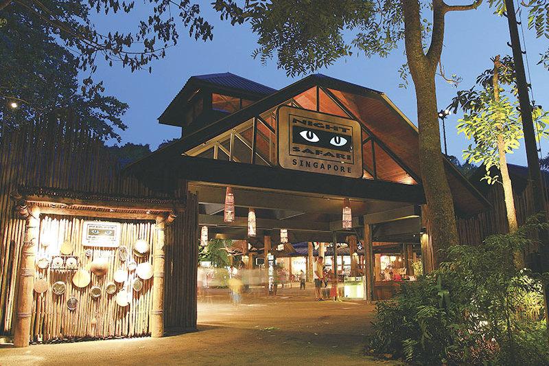 シンガポールの観光スポット!「ナイトサファリ」で夜の動物園を満喫しよう!