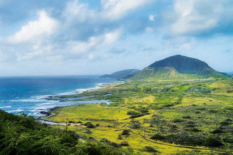 ハワイ中~上級者向け!!ココヘッド・クレーター・トレイルでハワイの絶景を満喫しよう♪