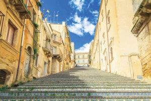 カルタジローネの大階段
