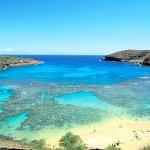 ハワイ行くなら行ってみて!全米1位に輝いた絶景ビーチ「ハナウマ湾」で常夏を満喫しよう♪