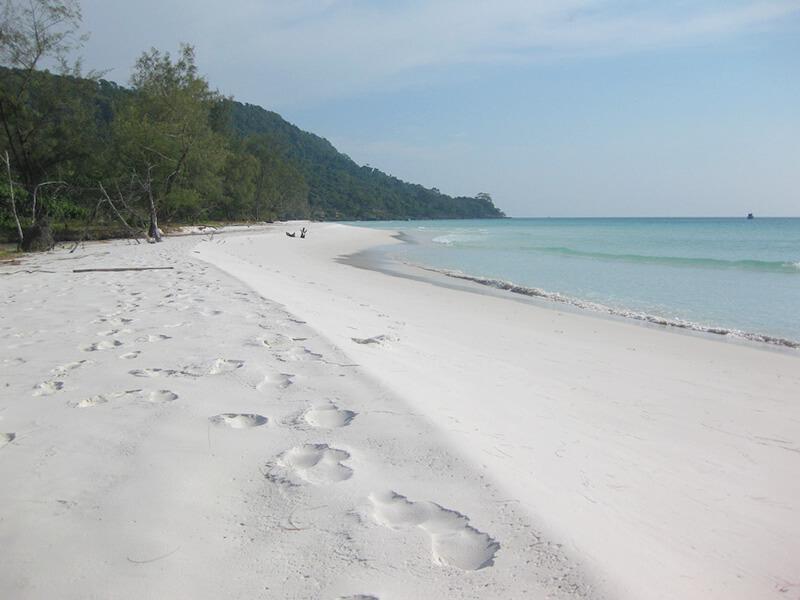 ロン島ビーチ