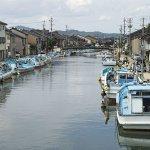 """""""日本のベネチア""""と称される富山県の内川はオシャレでノスタルジックな雰囲気が魅力♪"""