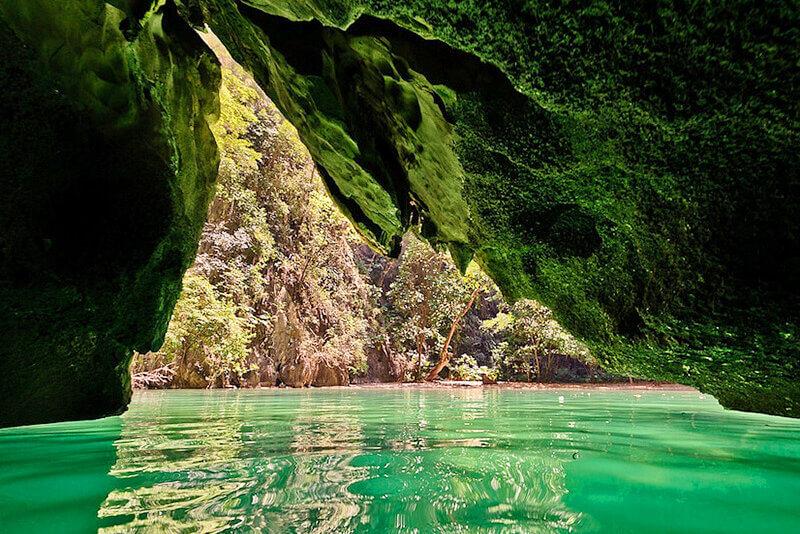 モラコット洞窟